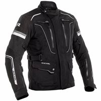 Richa Infinity 2 Pro Textile Motorcycle Jacket (Black)