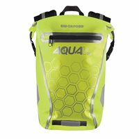 Oxford AquaV20 Back Pack Fluo Yellow (20 Litre Capacity)