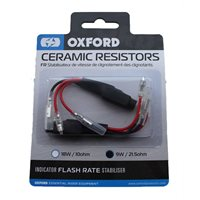 Oxford 9 Watt/21.5ohm Ceramic resistors (9W@14V)