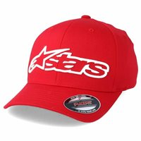 Alpinestars Blaze Flexfit Hat (Red/White)