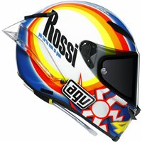 AGV Pista GP-RR Rossi Winter Test 2005 Replica Helmet