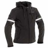 Richa Toulon 2 Textile Motorcycle Jacket (Black)