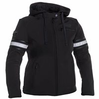 Richa Toulon 2 Womens Textile Jacket (Black)