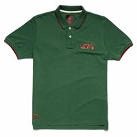 Royal Enfield Classic Polo Shirt (Green)