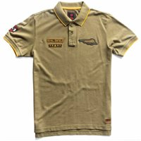 Royal Enfield Insigna Polo Shirt (Olive)