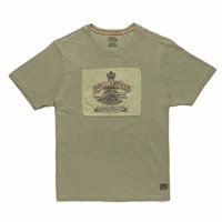Royal Enfield Heritage T-Shirt (Olive)