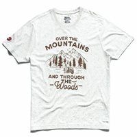 Royal Enfield Over The Mountains T-Shirt (White)