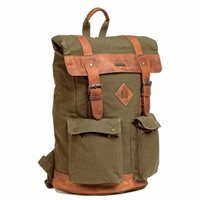 Royal Enfield Classic Back Pack (Olive)
