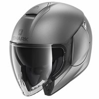 Shark CityCruiser Open Face Helmet (Matt Anthracite)