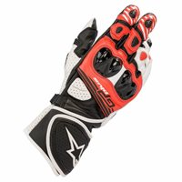 Alpinestars Gp Plus R V2 Motorcycle Glove (Bright Red)