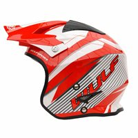 Wulfsport Impact Trials Helmet (Red)