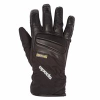 Spada Shield CE Ladies Motorcycle Gloves (Black)