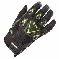 Spada Air Pro CE Ladies Gloves (Black/Flo Yellow)