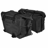 Oxford Aqua P32 Panniers (Black)