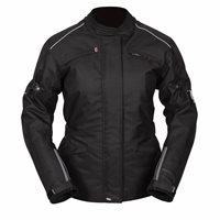 Spada Barn Q CE WP Ladies Textile Jacket (Black)