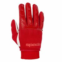Spada Chase CE Motorcycle Gloves (Red)