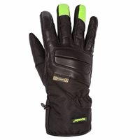 Spada Shield CE Ladies Motorcycle Gloves (Black/Flo Yellow)