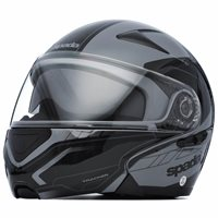 Spada Reveal Tracker Flip Front Helmet (Anthracite/Black)