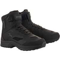 Alpinestars CR-6 Drystar Motorcycle Shoes (Black)