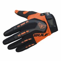 Wulfsport Attack MX Gloves (Orange)