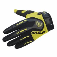 Wulfsport Attack MX Gloves (Yellow)