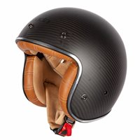 Spada Helmet Dark Star Carbon [Interior Tan]