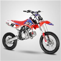 RFZ Racing  140cc Big Wheel Pitbike (Red)