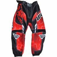 Wulfsport Forte Cub Race Pants (Red)