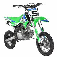 RFZ Racing  125cc Pitbike (Green)