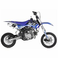 RFZ Racing  140cc Pitbike Standard Wheel (Blue)