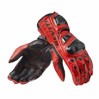 Revit Gloves Jerez 3 (Red-Black)