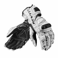 Revit Gloves Jerez 3 (Light Grey-Black)