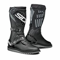 Sidi Trial Zero 2 CE Off-Road Motorcycle Boots (Black)