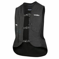 Helite E-Turtle Air Airbag Vest (Black)