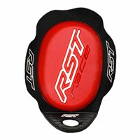 RST Factory Reverse Velcro Knee Sliders (Red) 1924
