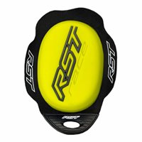 RST Factory Reverse Velcro Knee Sliders (Flo Yellow) 1924