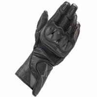 Alpinestars SP-2 v3 Motorcycle Gloves (Black/Anthracite)