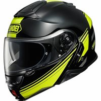 Shoei Neotec 2 Separator TC3 Flip Front Helmet (Black|Yellow)