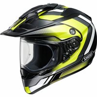 Shoei Hornet ADV Sovereign TC3 Helmet (Black|Yellow)