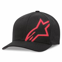 Alpinestars Corp Shift 2 Hat (Black/Red)
