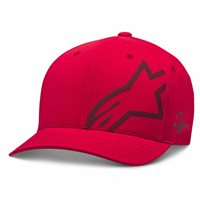 Alpinestars Corp Shift Waterproof Hat (Red)