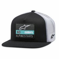 Alpinestars Sponsored Hat (Black/White)