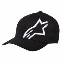 Alpinestars Corp Shift Flexfit Hat (Black/White)