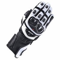 Oxford RP-2R Motorcycle Gloves (Black/White)