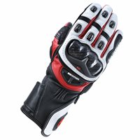 Oxford RP-2R Motorcycle Gloves (Black/Red)