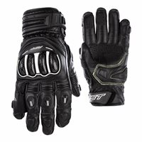 RST Tractech Evo 4 Short CE Gloves 2667 (Black)