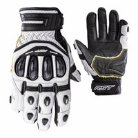 RST Tractech Evo 4 Short CE Gloves 2667 (White)