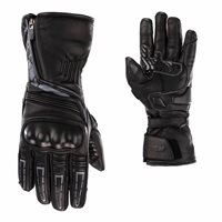 RST Storm 2 CE Leather Waterproof Gloves 2680 (Black)