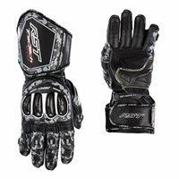 RST Tractech Evo 4 CE Gloves 2666 (Grey Camo/Black)