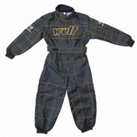Wulfsport One Piece Kids Racing Suit (Yellow)
